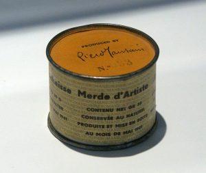 Piero manzoni - Merda d'artista